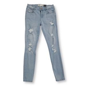 Garage premium denim super soft ripped jeans